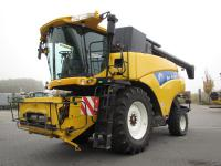 Комбайн New Holland CR 9070 ELEVATION