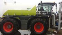 Трактор Claas XERION 3800 SADDLE TRAC
