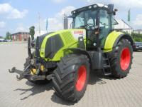 Трактор Claas AXION 810 CMATIC