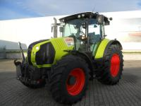 Трактор Claas ARION 550 CEBIS TIER